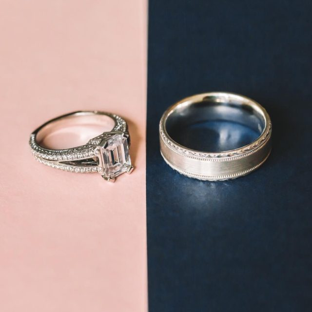 His and hers Rings for the most discerning brides andhellip