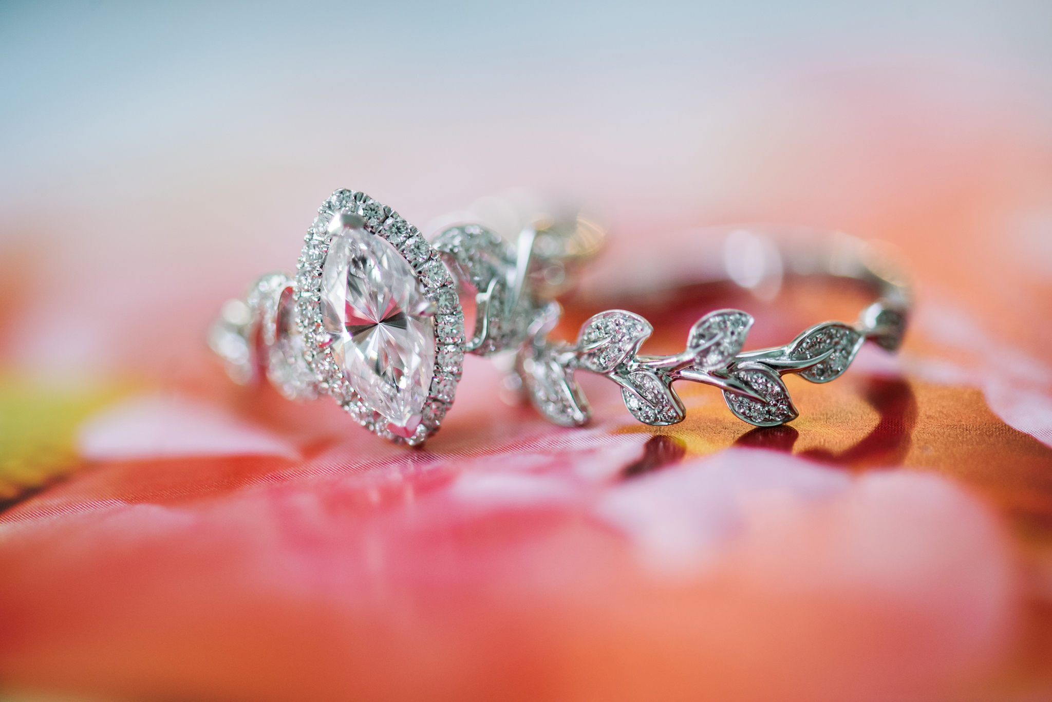 A Perfect Match: Engagement Ring and Wedding Band Sets - Kirk Kara Blog