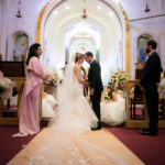 Beautiful traditional Armenian wedding ceremony
